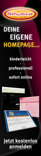 Beepworld.de - Kostenlose Homepage